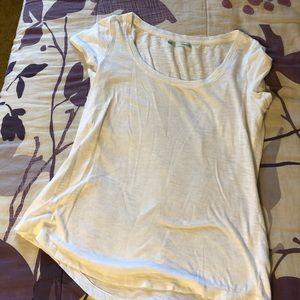Maurice's White Shirt